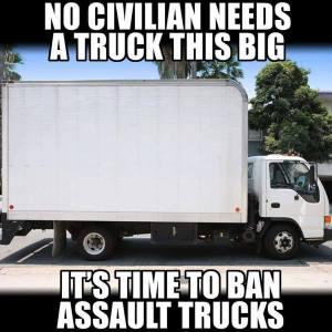 trucks or guns